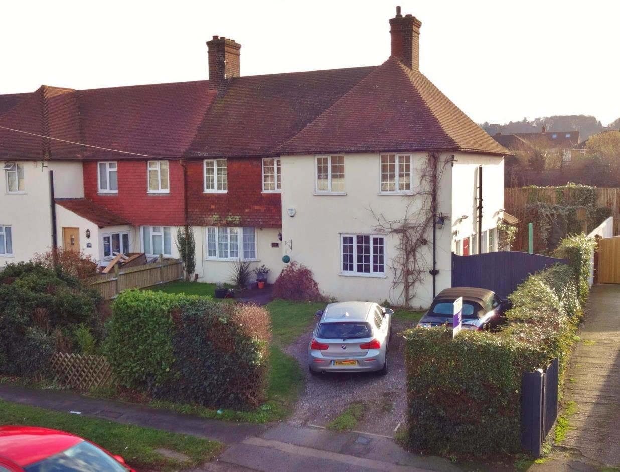 4 Bedrooms Semi Detached House for sale in Station Road, Aylesford